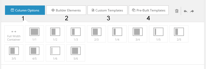 Fusion page builder 2