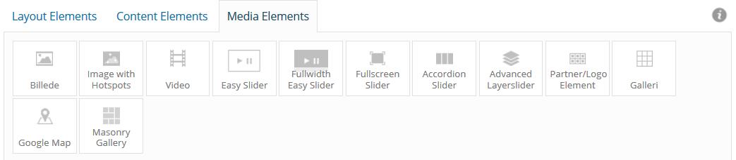 Avia Media Elements